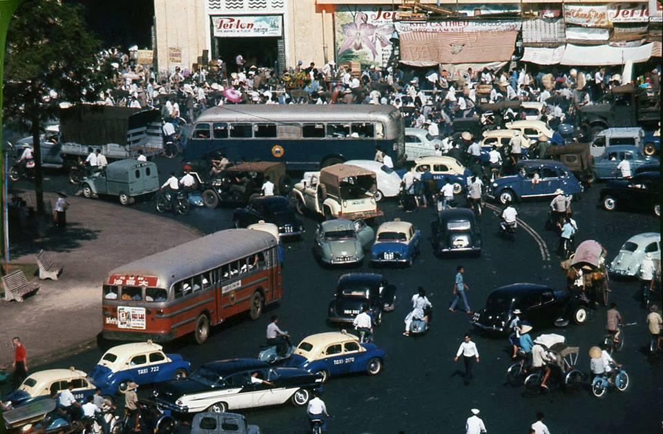 Saigon 1960s, vẻ đẹp choáng ngợp của Hòn Ngọc Viễn Đông - 1