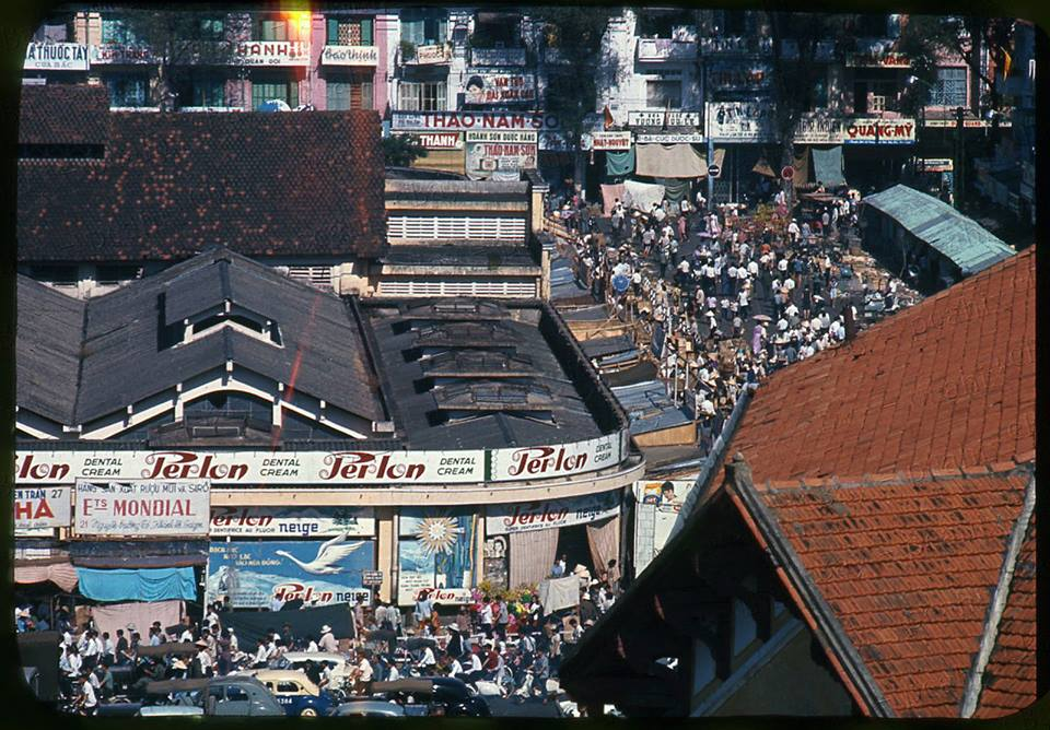 Saigon 1960s, vẻ đẹp choáng ngợp của Hòn Ngọc Viễn Đông - 2