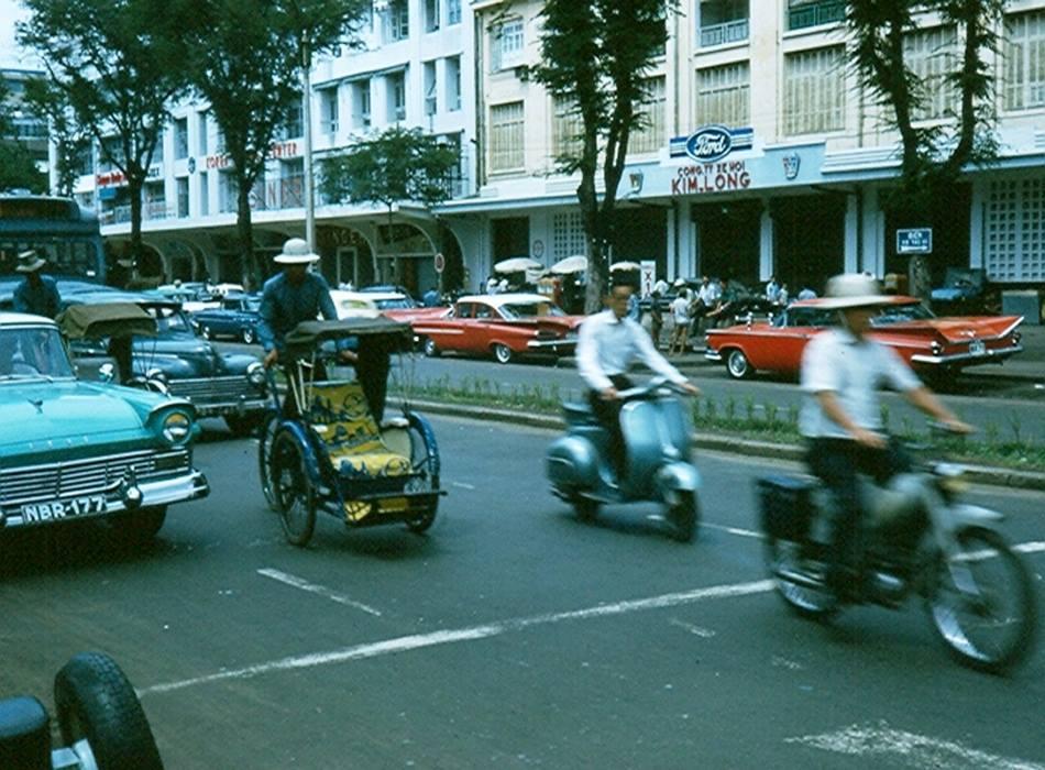 Saigon 1960s, vẻ đẹp choáng ngợp của Hòn Ngọc Viễn Đông - 5