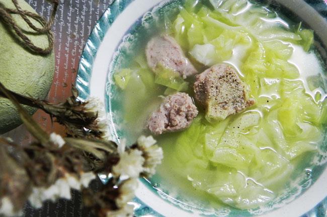 Món ngon từ bắp cải - 4