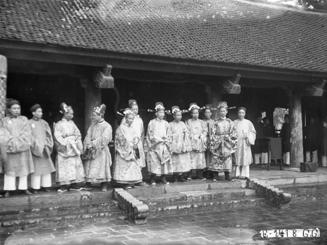 Đại học đầu tiên của VN thập niên 1920 - 10