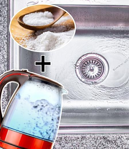 Thông tắc bồn rửa bát nhanh và hiệu  quả - 2