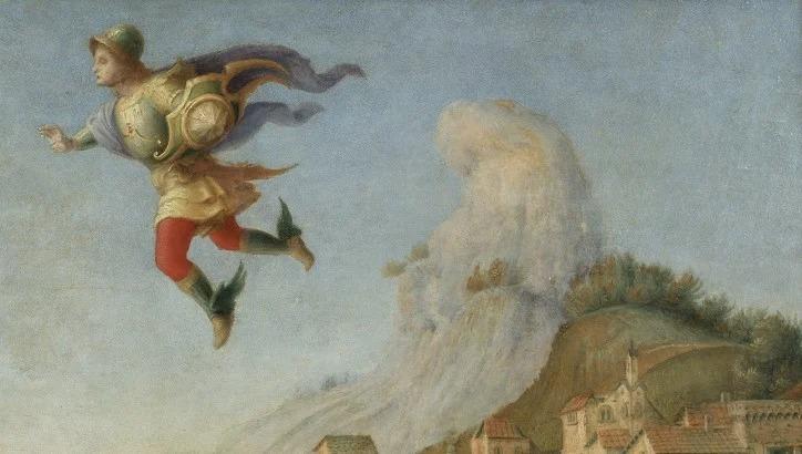 Người anh hùng Perseus giết thủy quái - 2