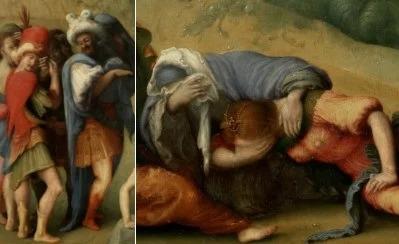Người anh hùng Perseus giết thủy quái - 4