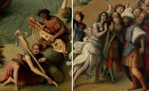 Người anh hùng Perseus giết thủy quái - 6