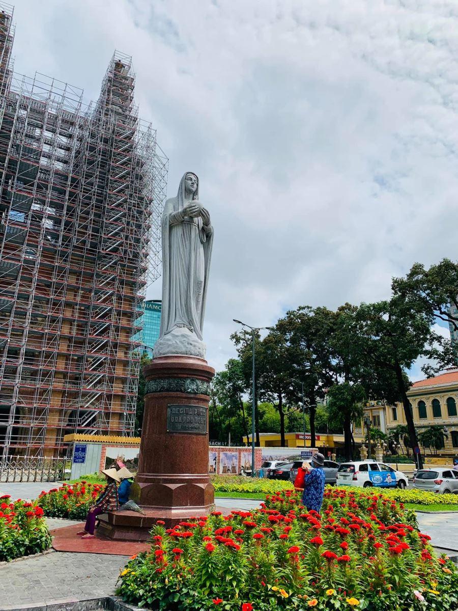 Nhà thờ Đức Bà Sài Gòn qua một bài báo cách đây hơn 60 năm - 9