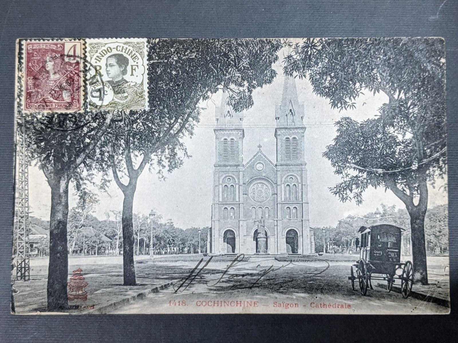 Nhà thờ Đức Bà Sài Gòn qua một bài báo cách đây hơn 60 năm - 7
