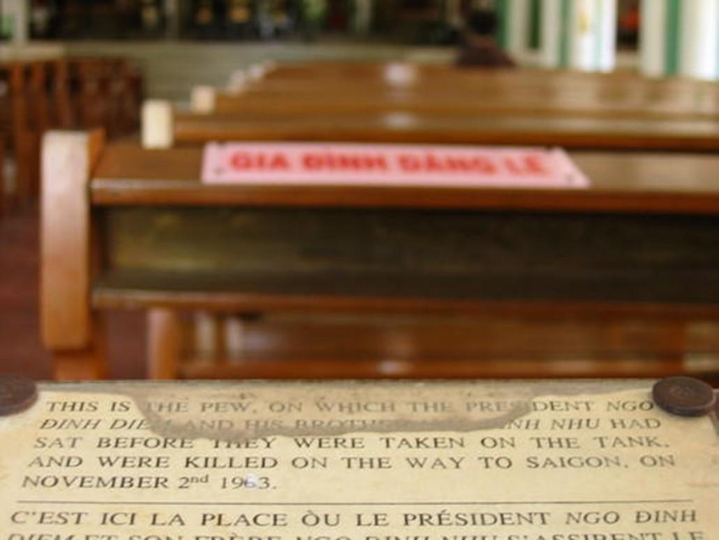"""Nhà thờ sao lại có tên là """"Cha Tam""""? - 2"""