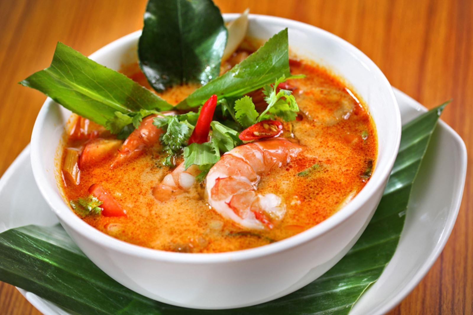 Tom yum - món ăn nổi tiếng nhất Thái Lan - 1