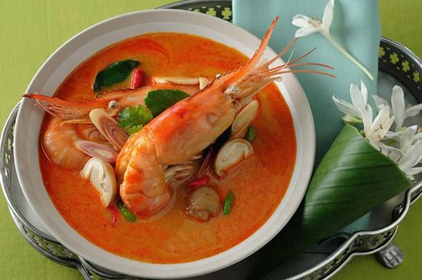 Tom yum - món ăn nổi tiếng nhất Thái Lan - 2
