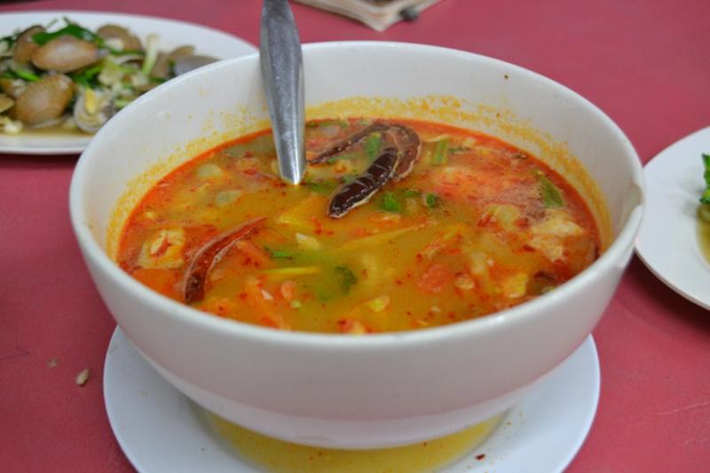 Tom yum - món ăn nổi tiếng nhất Thái Lan - 4