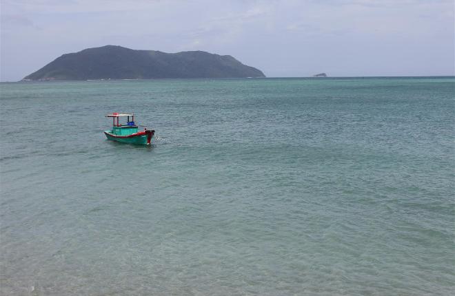 Thuyền và biển - 1