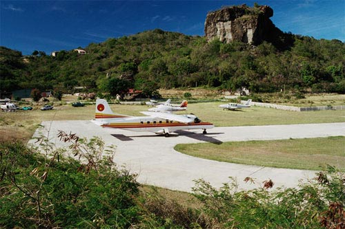 Những sân bay kỳ lạ nhất hành tinh - 4