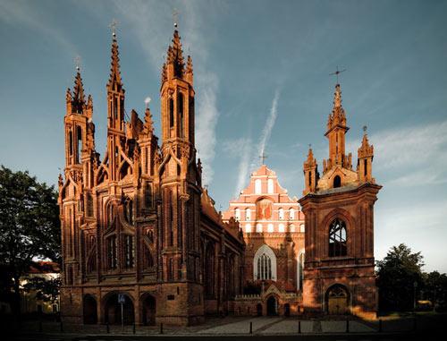 Chiêm ngưỡng 12 nhà thờ đẹp nhất thế giới - 7