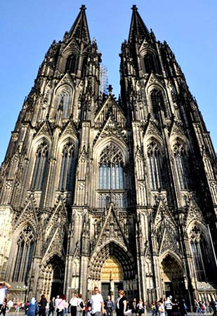 Chiêm ngưỡng 12 nhà thờ đẹp nhất thế giới - 12