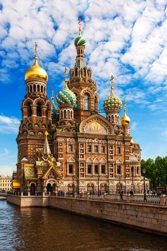 Chiêm ngưỡng 12 nhà thờ đẹp nhất thế giới - 5
