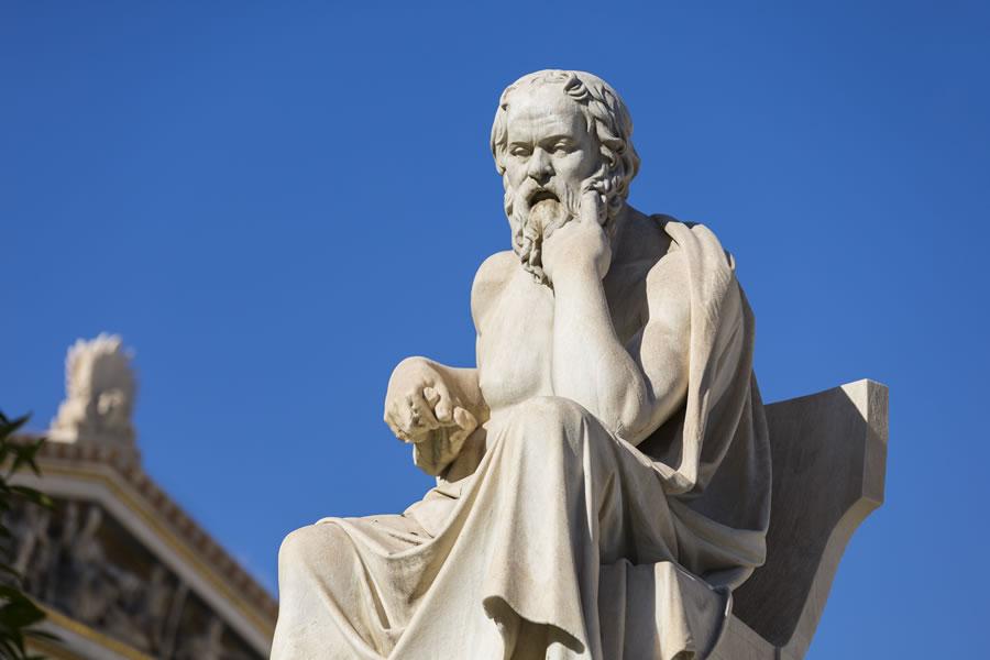 """Cuộc đời và cái chết của triết gia """"khôn ngoan nhất"""" thành Athens : Socrates - 1"""