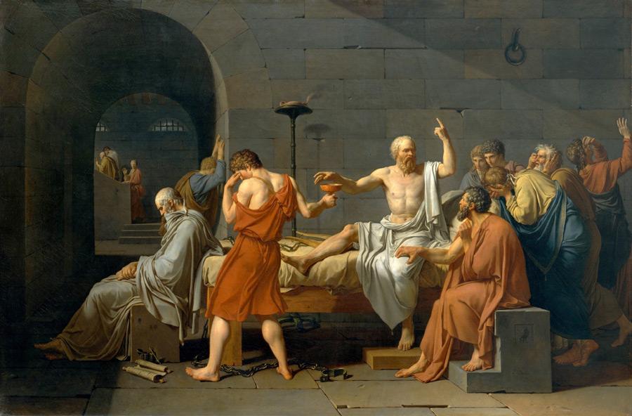 """Cuộc đời và cái chết của triết gia """"khôn ngoan nhất"""" thành Athens : Socrates - 3"""