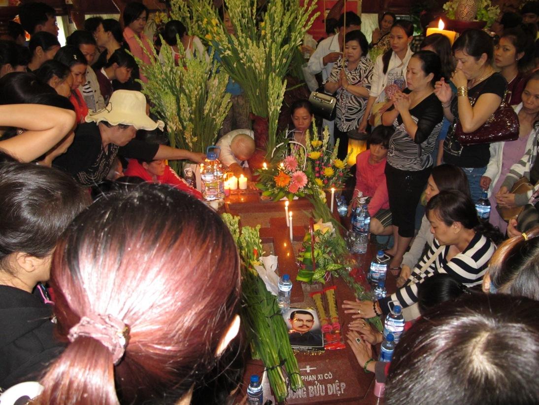 Truyện dài cha Trương Bửu Diệp - 3