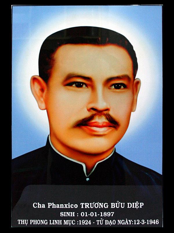 Truyện dài cha Trương Bửu Diệp - 1