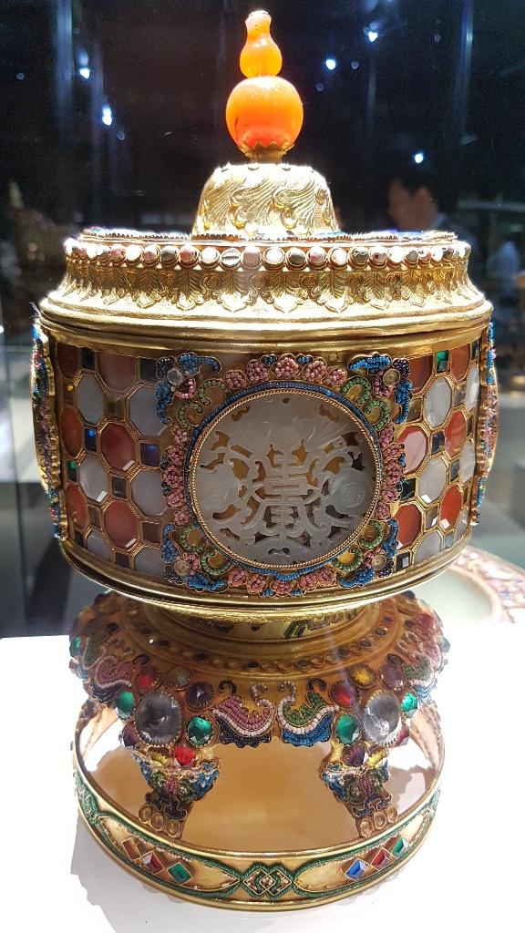 64 Bảo vật hoàng cung triều Nguyễn lần đầu về lại cố hương - 14