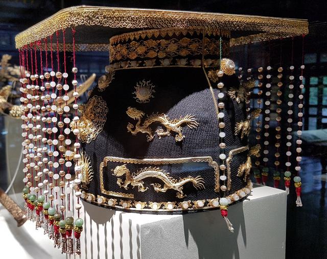 64 Bảo vật hoàng cung triều Nguyễn lần đầu về lại cố hương - 7