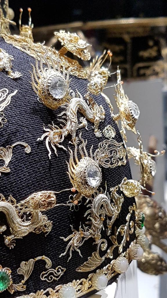 64 Bảo vật hoàng cung triều Nguyễn lần đầu về lại cố hương - 10