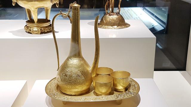 64 Bảo vật hoàng cung triều Nguyễn lần đầu về lại cố hương - 16