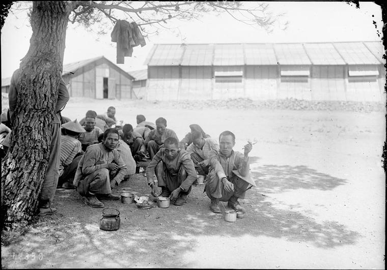 Soldats vietnamiens. Lính viễn chinh VN - 33