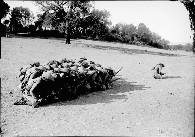 Soldats vietnamiens. Lính viễn chinh VN - 23