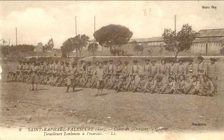 Soldats vietnamiens. Lính viễn chinh VN - 38