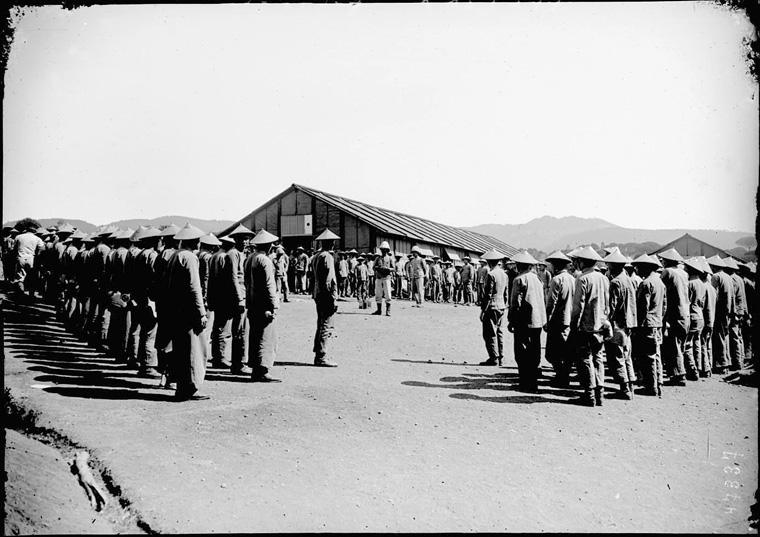 Soldats vietnamiens. Lính viễn chinh VN - 17