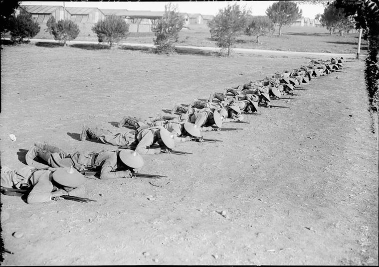 Soldats vietnamiens. Lính viễn chinh VN - 24