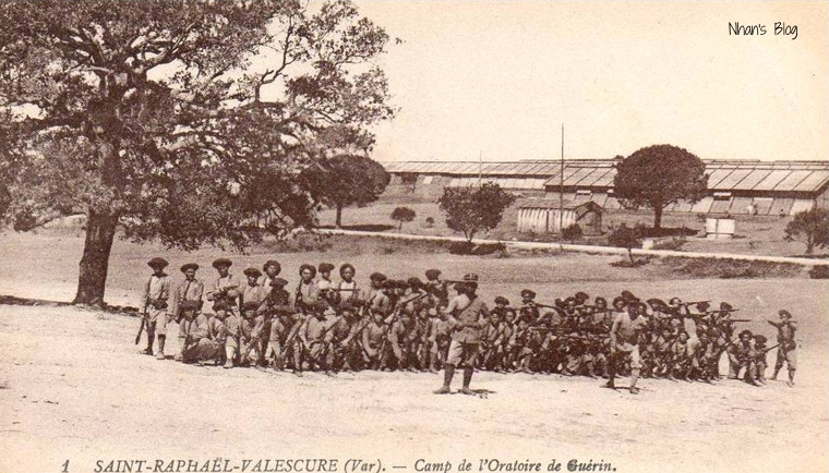 Soldats vietnamiens. Lính viễn chinh VN - 37