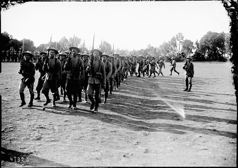 Soldats vietnamiens. Lính viễn chinh VN - 21