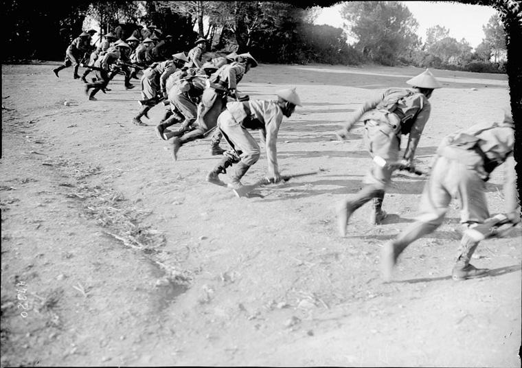 Soldats vietnamiens. Lính viễn chinh VN - 26