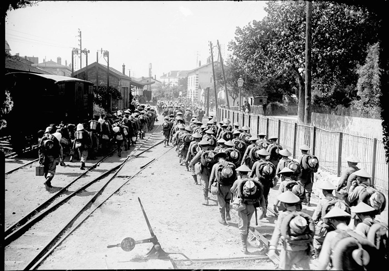 Soldats vietnamiens. Lính viễn chinh VN - 12