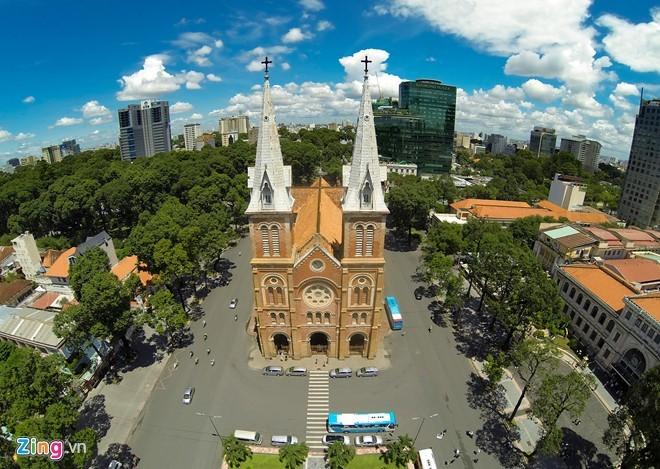 Top 5 nhà thờ cổ ở Việt Nam được biết đến nhiều nhất - 14