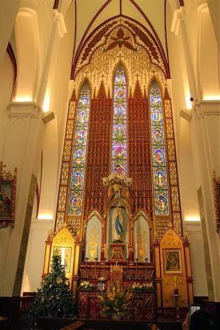 Top 5 nhà thờ cổ ở Việt Nam được biết đến nhiều nhất - 8