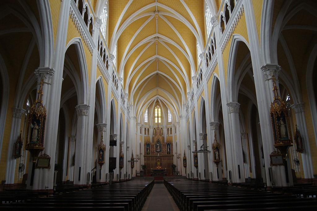 Top 5 nhà thờ cổ ở Việt Nam được biết đến nhiều nhất - 11