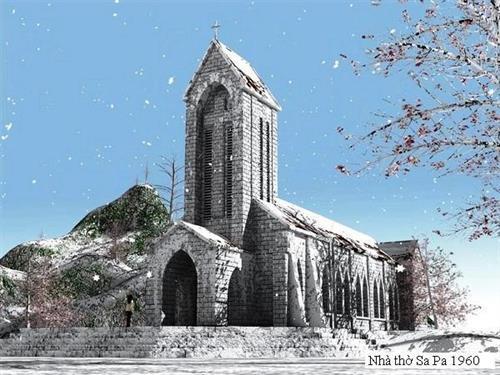 Top 5 nhà thờ cổ ở Việt Nam được biết đến nhiều nhất - 1