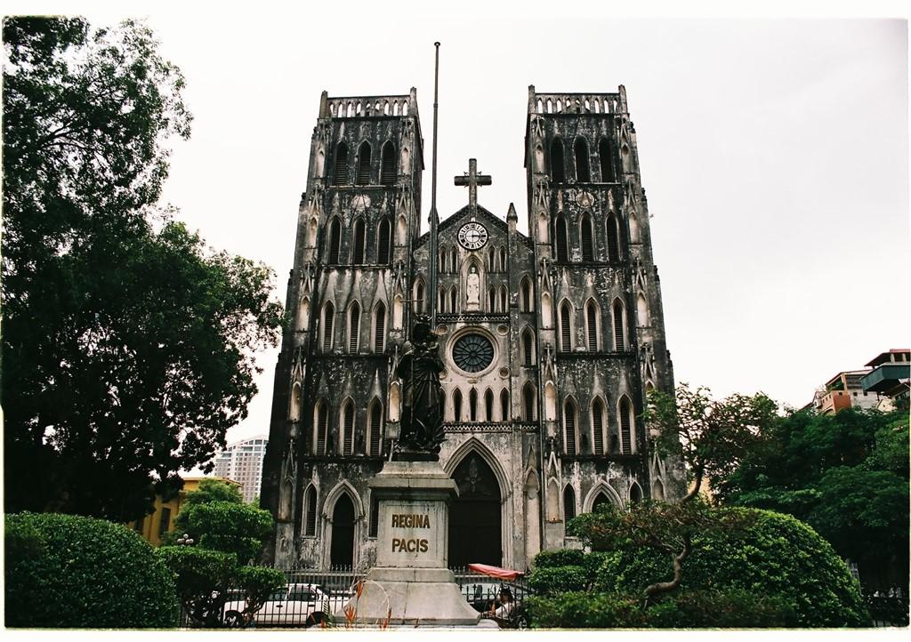 Top 5 nhà thờ cổ ở Việt Nam được biết đến nhiều nhất - 7