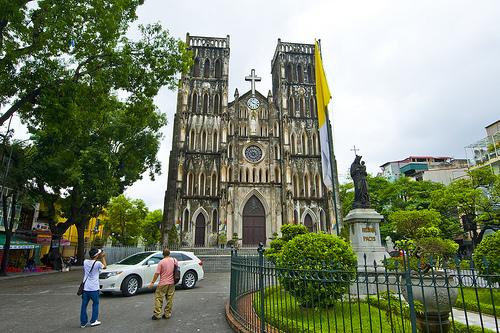 Top 5 nhà thờ cổ ở Việt Nam được biết đến nhiều nhất - 9