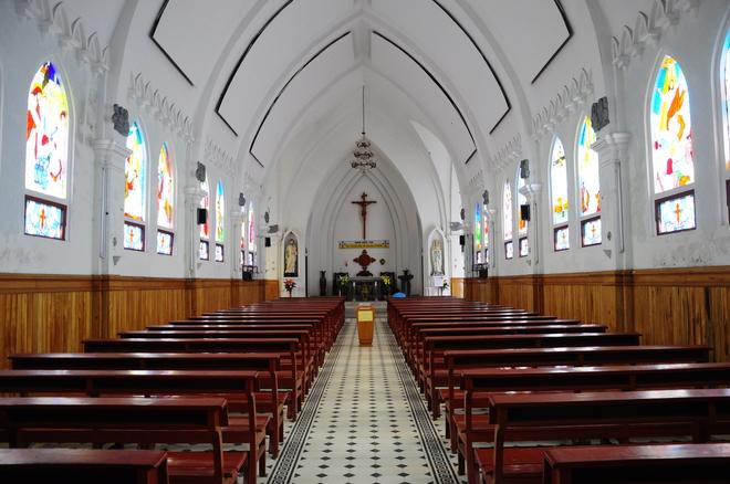 Top 5 nhà thờ cổ ở Việt Nam được biết đến nhiều nhất - 5