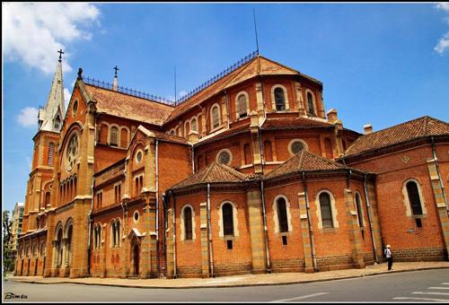 Top 5 nhà thờ cổ ở Việt Nam được biết đến nhiều nhất - 16
