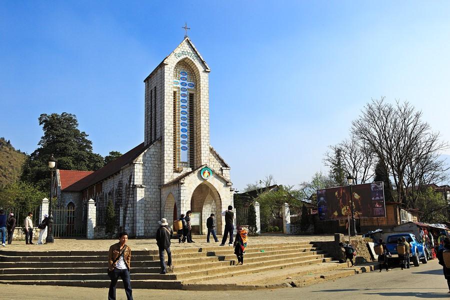 Top 5 nhà thờ cổ ở Việt Nam được biết đến nhiều nhất - 2