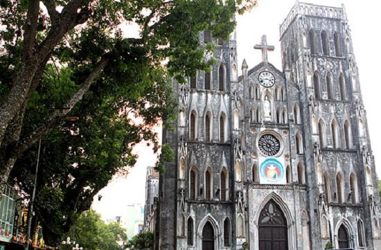 Top 5 nhà thờ cổ ở Việt Nam được biết đến nhiều nhất - 6