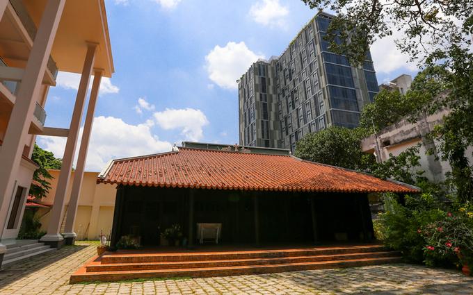 Nhà cổ nhất Sài Gòn từng là nơi ở của giám mục Bá Đa Lộc (Pigneau de Behaine) - 1