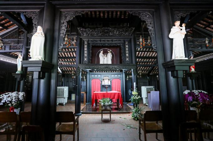 Nhà cổ nhất Sài Gòn từng là nơi ở của giám mục Bá Đa Lộc (Pigneau de Behaine) - 3