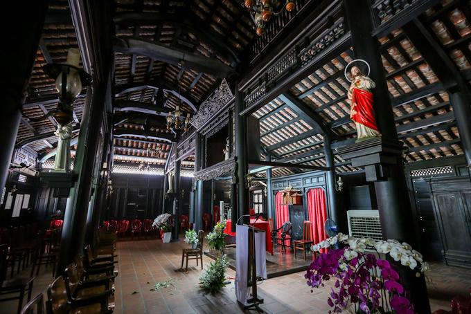 Nhà cổ nhất Sài Gòn từng là nơi ở của giám mục Bá Đa Lộc (Pigneau de Behaine) - 5